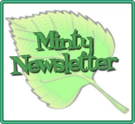 Sign up for the Minty Software Newsletter